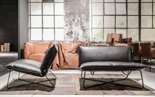 Мягкая мебель в современных офисах